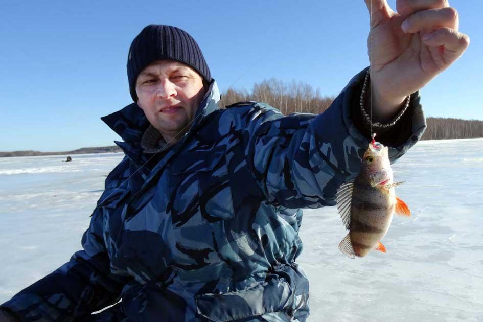 Рыбалка в республике марий эл