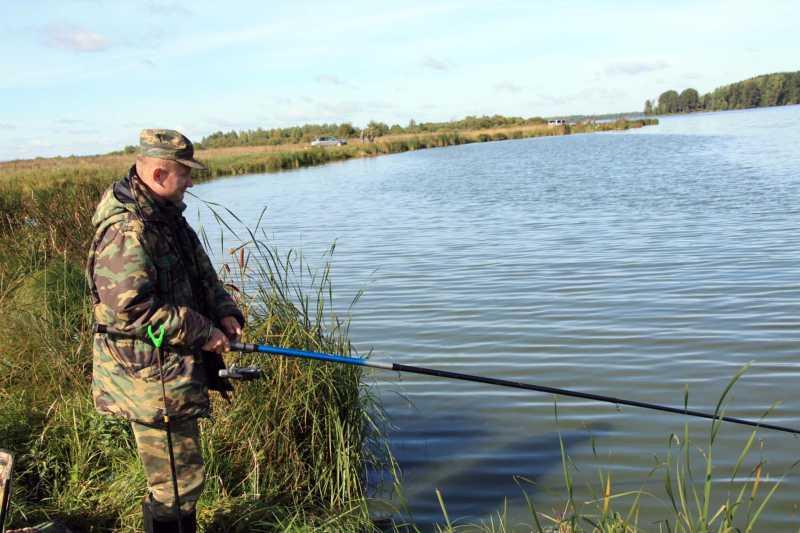Рыбалка республике марий эл