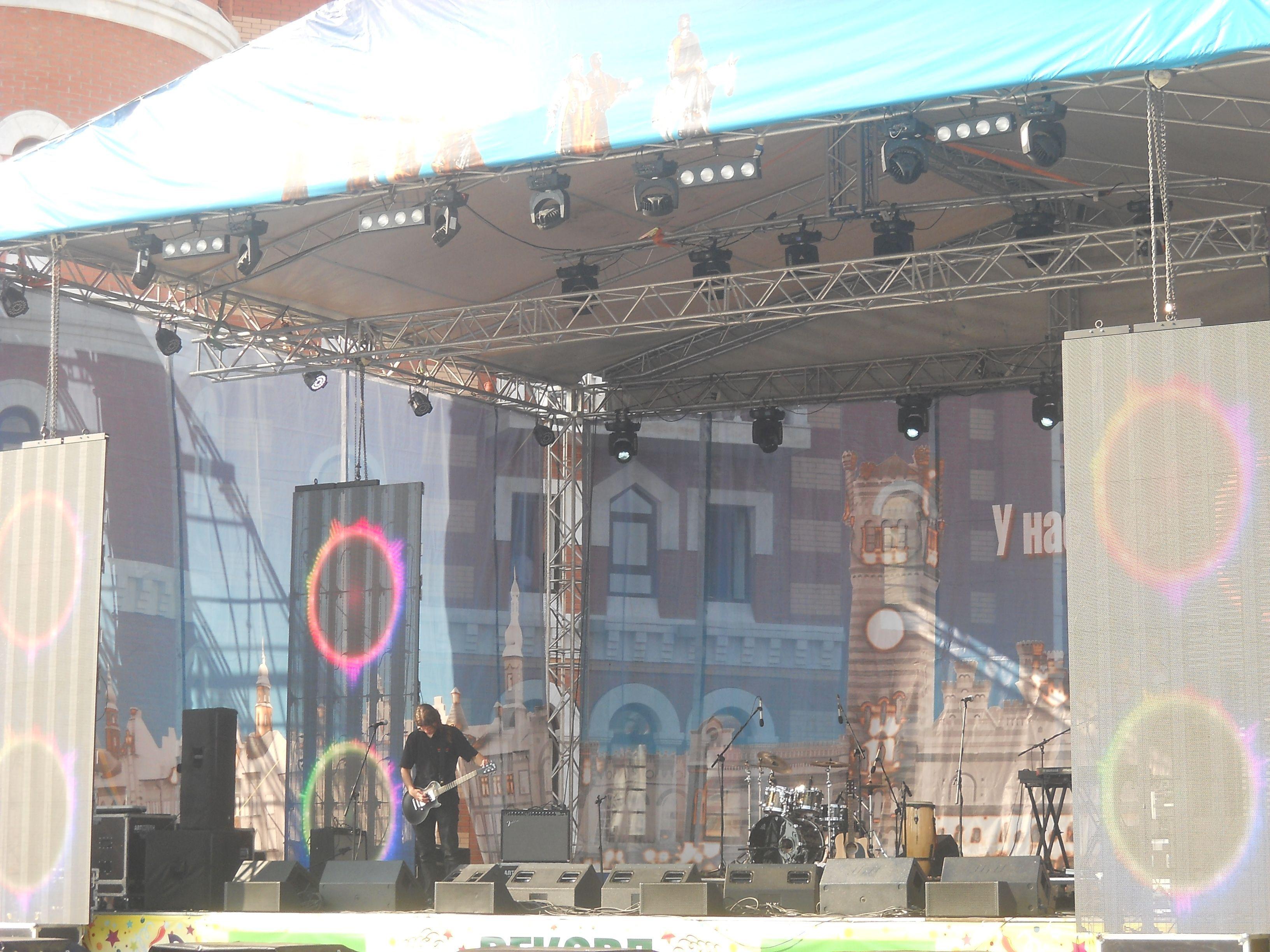 Концерт Томаса Андерса в Йошкар-Оле день города