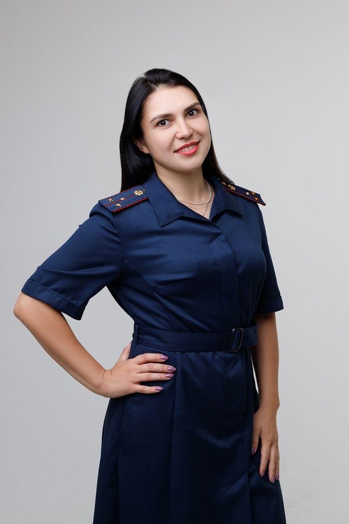 Работа девушки в фсин работа моделью в татарск