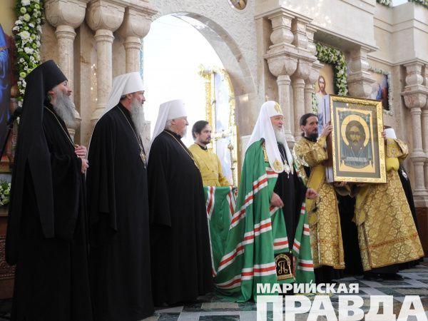 Управославных Хакасии наступило Благовещение