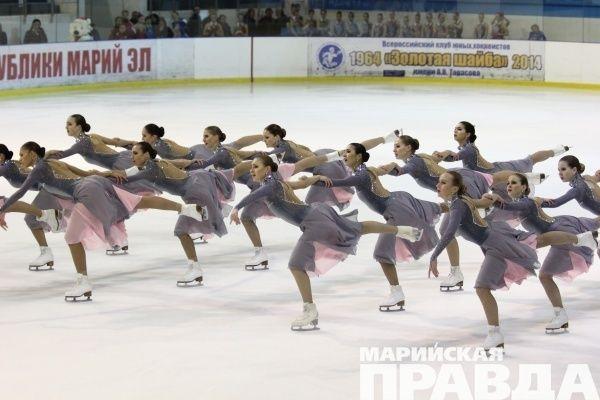 Команда парадиз (санкт-петербург) / синхронное катание взрослые мс - короткая программа (i этап кубка россии по