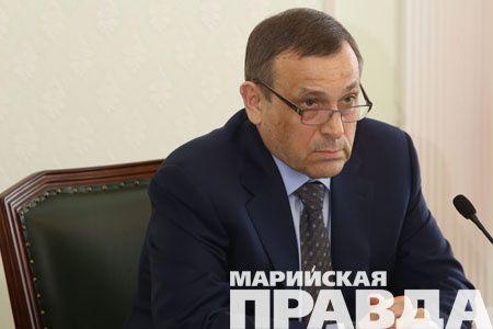Министра транспорта Марий Элотправили напенсию