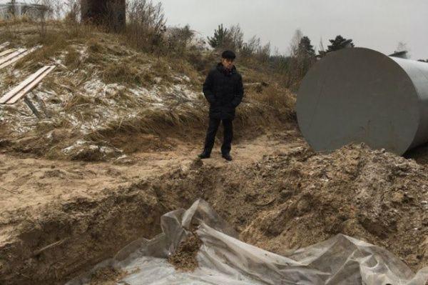 В Марий Эл почти для двух тысяч жителей строят новую артезианскую скважину