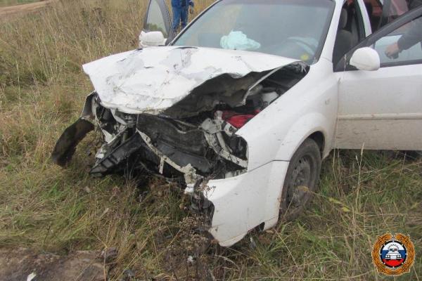 ВГорномарийском районе Марий Эл иностранная машина врезалась вопору ЛЭП
