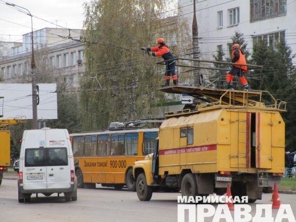 сети в Йошкар-Оле на улице