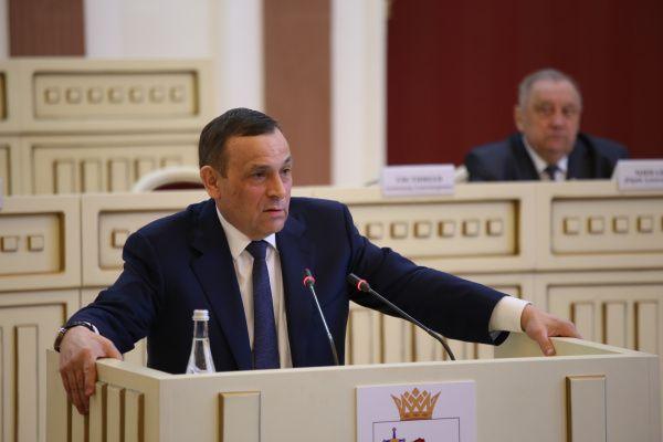 ВМарий Элодновременно сгубернатором сменился главный федеральный инспектор
