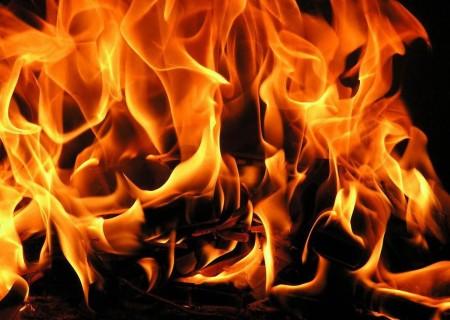 ВЙошкар-Оле дети устроили пожар в коммерческом центре