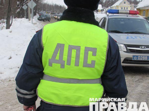 С1апреля инспекторов ДПС вМарий Элвооружат новоиспеченной инструкцией