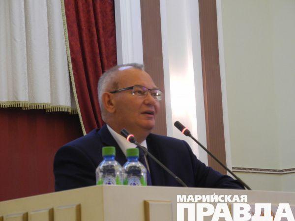 Руководитель Министерства здравоохранения Марий Элпокинул пост пособственному желанию