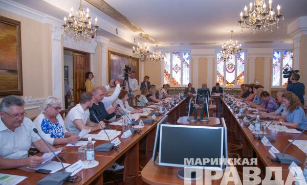 Общественная палата республики взяла на общественный контроль проведение выборов в Марий Эл