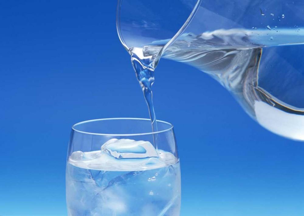 воды не было: