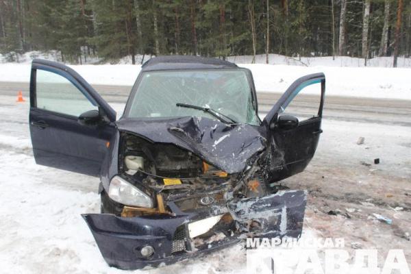 Зеленодольск: 6-летняя девочка погибла врезультате дорожно-траспортного происшествия натрассе Йошкар-Ола