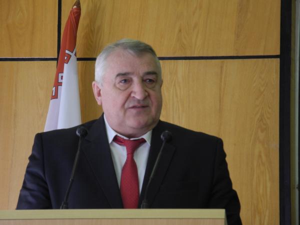 ВМарий Элновый министр индустрии, транспорта идорожного хозяйства