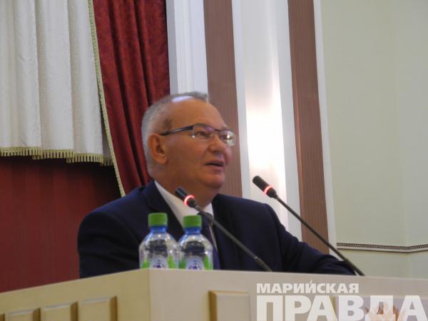Руководитель Министерства здравоохранения Марий Элушел вотставку