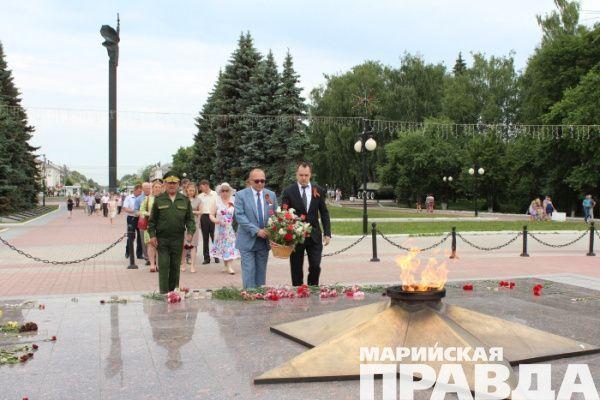 Граждан Савелок приглашают наакцию «Вахта памяти. Вечный огонь»