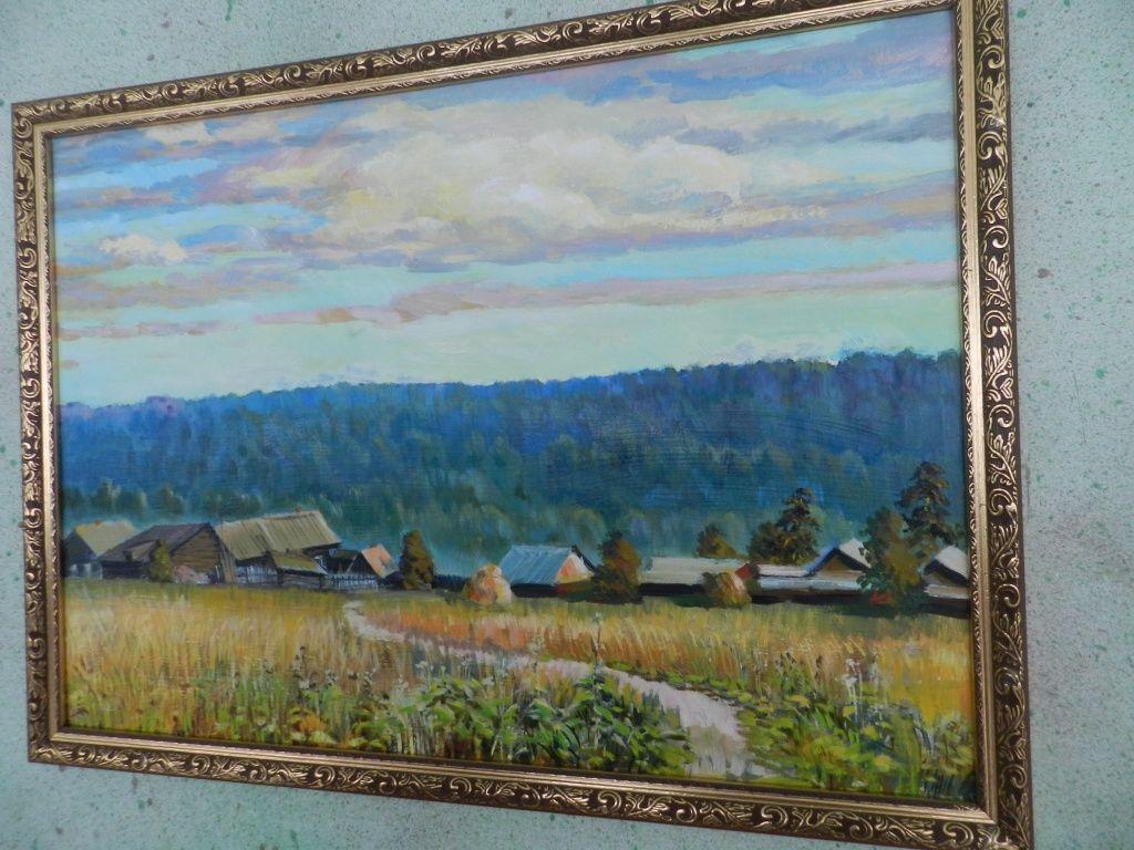 Виды села Кучка