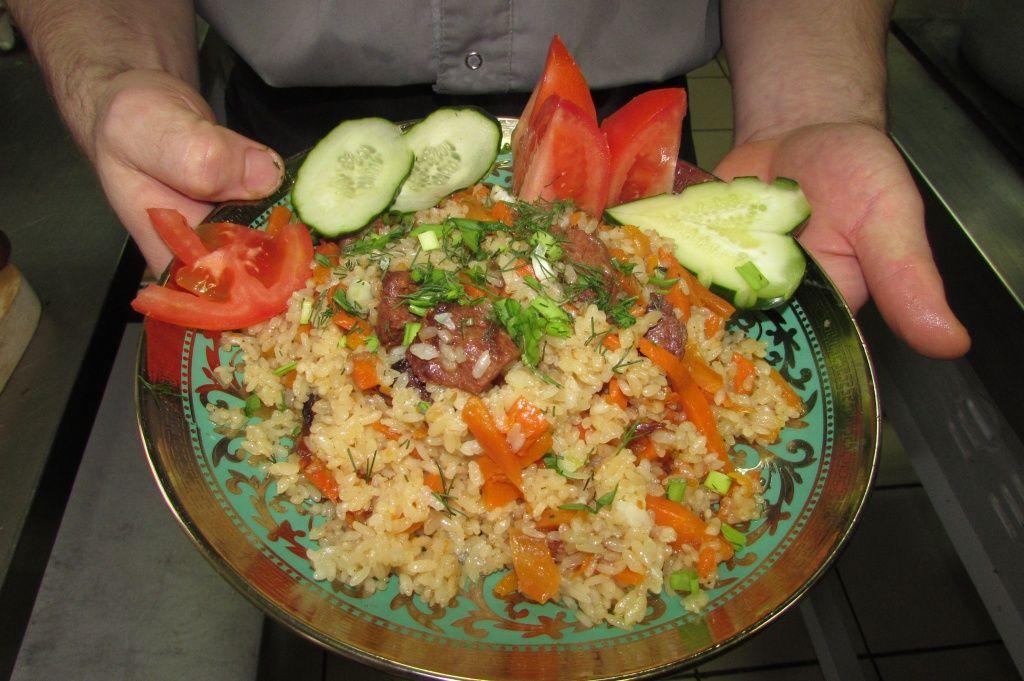 Плов Таджикский рецепт с фотографиями