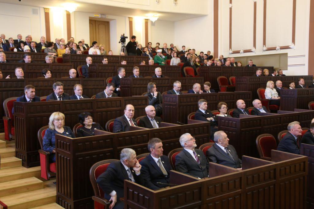 Руководитель Марий ЭлАлександр Евстифеев «Япризываю всех к общему труду»