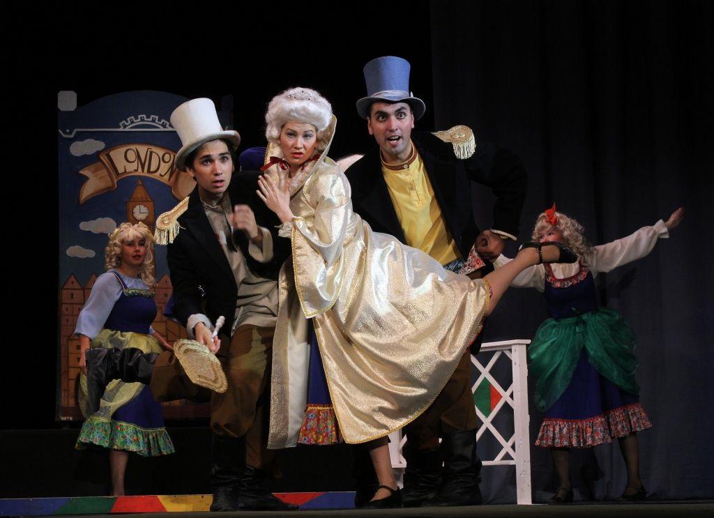 С 1921 года проблемами передвижного театра занимается мшкетан