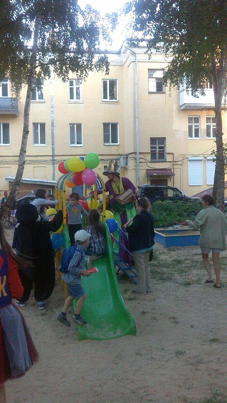 Аниматоры Советская улица барвиха luxury village детский праздник